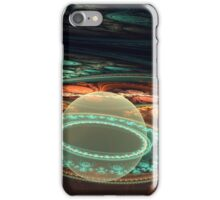 The Spacetime Bubble iPhone Case/Skin