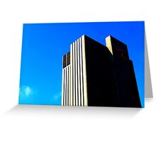 Corporate Building, New York Greeting Card