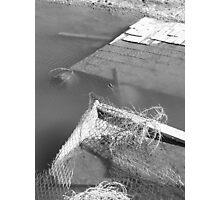 creek left for dead Photographic Print