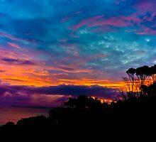 A Kangaroo Island Sunrise by Harry Dinnen
