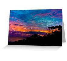 A Kangaroo Island Sunrise Greeting Card
