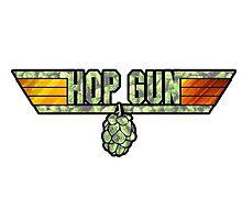 HOP GUN Photographic Print