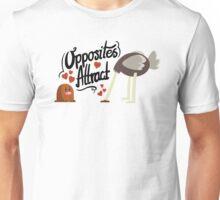 Opposites Attract Unisex T-Shirt