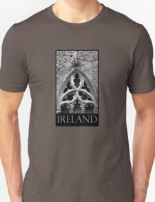 Saint and trinity window Unisex T-Shirt