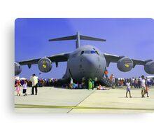 US Air Force C17  Metal Print