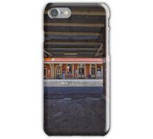 Train Station in Goulburn/NSW/Australia (12) iPhone Case/Skin