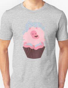 Cupcake Lion Unisex T-Shirt