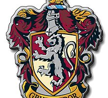 Harry Potter - Gryffindor Crest by idketer