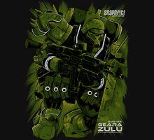 Geara Zulu Gundam Tees Unisex T-Shirt