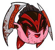 Kirby as Bloodseeker by SerPotato