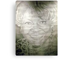 Deborah Watson Canvas Print