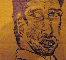 Luis    Suarez by Dale Tolley