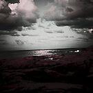 50's moonrise by Amagoia  Akarregi