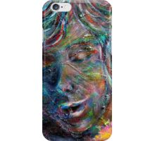 Sensing by Donna Williams iPhone Case/Skin