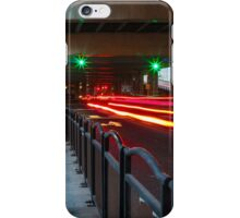 Invisible Traffic iPhone Case/Skin