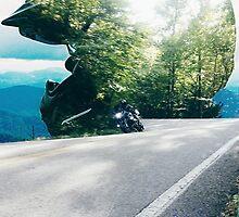 Motorcycle Adventure  by patjarrett