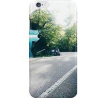 Motorcycle Adventure  iPhone Case/Skin