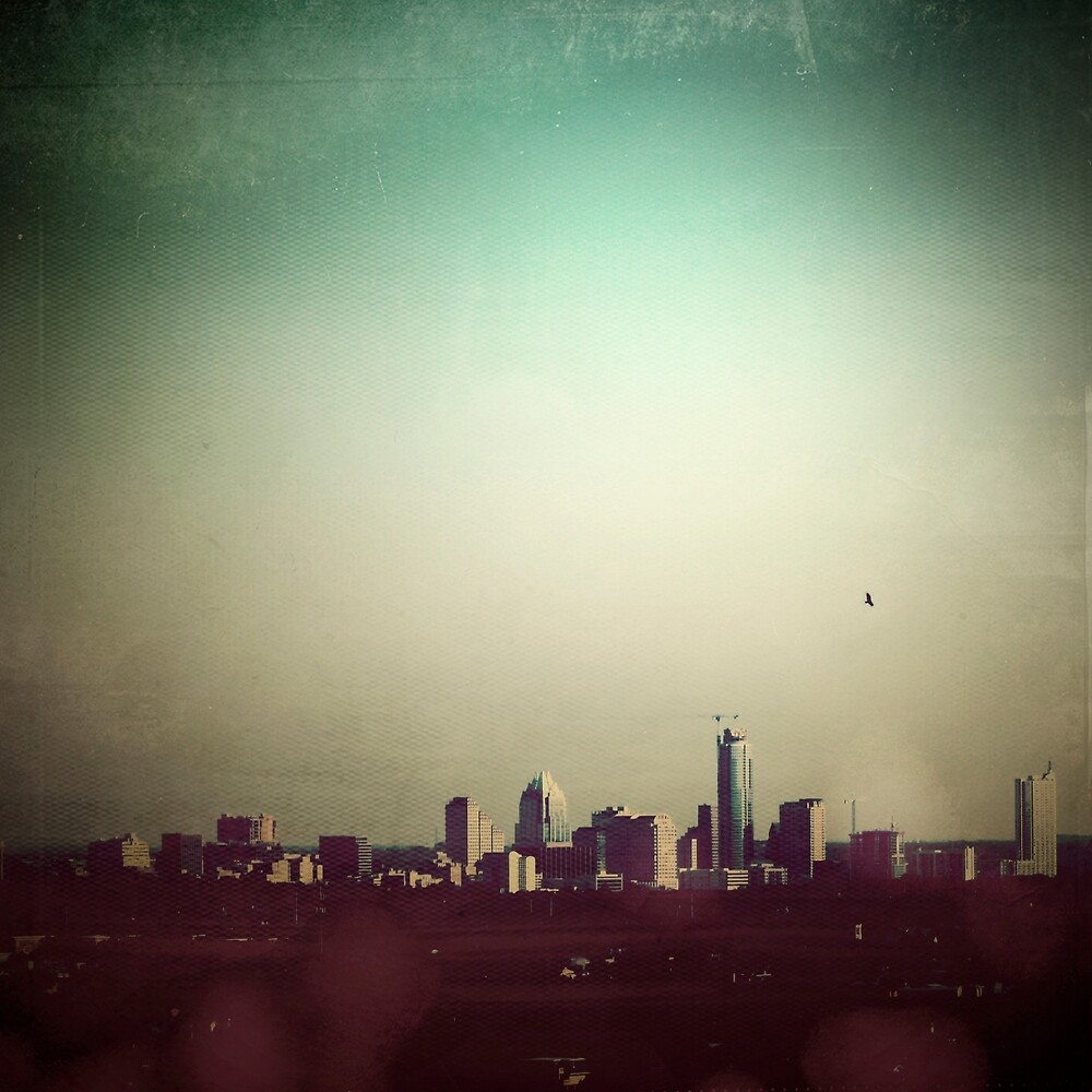 Escaping the City by Trish Mistric
