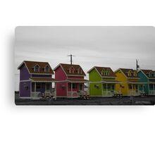 Row of Minis Canvas Print