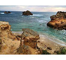 Bay of Islands, Mornington peninsular Photographic Print