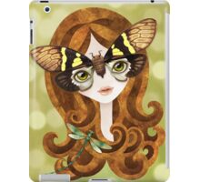 Gaeana Cicada Girl iPad Case/Skin