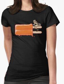 Popsicle Landspeeder Womens Fitted T-Shirt