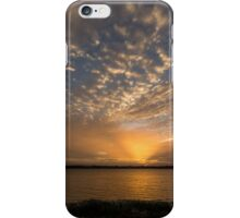 Soft Cloudy Sunset iPhone Case/Skin