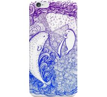 Music of the sea iPhone Case/Skin