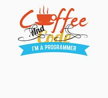 programer : coffee and code Unisex T-Shirt