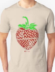Keinage - Fruit Paradise - Strawberry T-Shirt