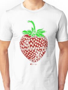 Keinage - Fruit Paradise - Strawberry Unisex T-Shirt