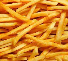 Fries by Emily Lanier