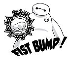Baymax Fist Bump! by themarvdesigns