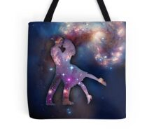 Cosmic Couple Tote Bag
