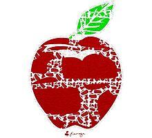 Keinage - Fruit Paradise - Apple Photographic Print