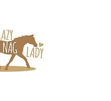 Crazy Nag Lady by jazzydevil