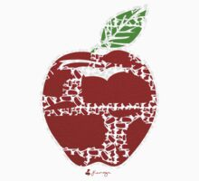 Keinage - Fruit Paradise - Apple by Keinage Clothing