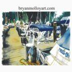press on by BRYAN MOLLOY