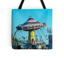 Swing Around photograph Tote Bag