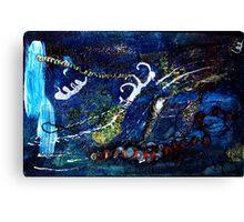 Stormy Night Canvas Print