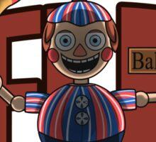 Hello (Balloon Boy) Sticker