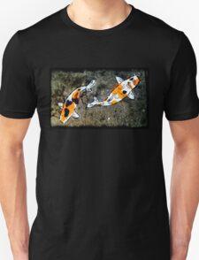 San Fran Sidewalk Koi Unisex T-Shirt