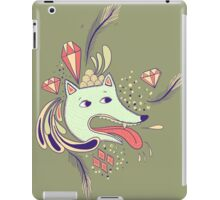 As they hooked you up to the oxygen tanks iPad Case/Skin