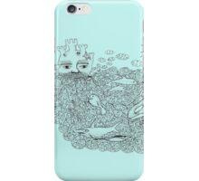 Ocean Man iPhone Case/Skin