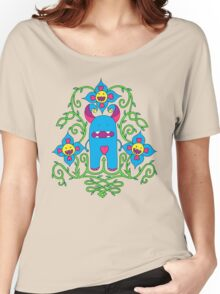 Morning Flowers Women's Relaxed Fit T-Shirt