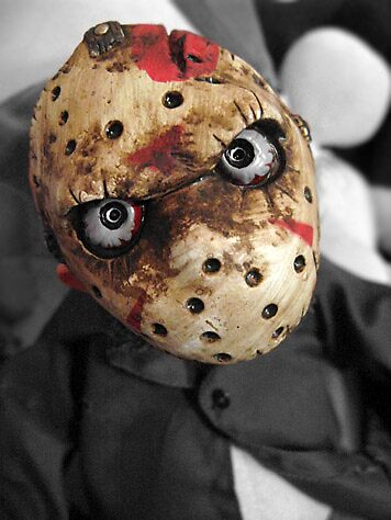 Jason doll... 2 by xTRIGx