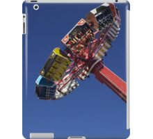 Evolution  fair ride photograph iPad Case/Skin