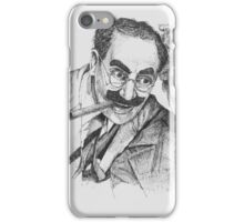 Marx Brothers iPhone Case/Skin