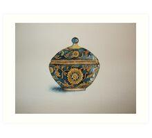 The Imperials 'Miniature' Round Urn No 4 © Patricia Vannucci 2008  Art Print