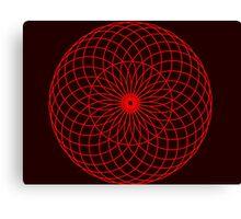 Sacred Retina Canvas Print